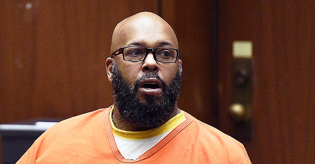 Suge Knight's Son Jacob Shares Adorable Pic of Him and His Daughter Enjoying a Dip in the Pool