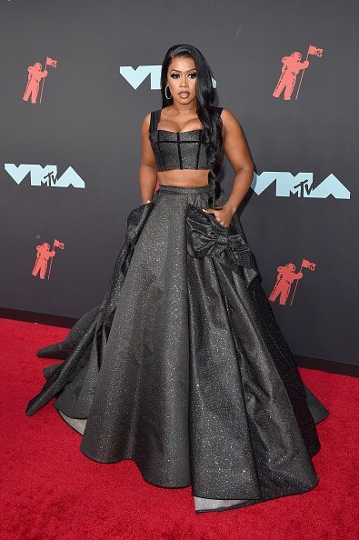 Remy Ma at the 2019 MTV Video Music Awards in Newark, New Jersey.| Photo: Getty Images.