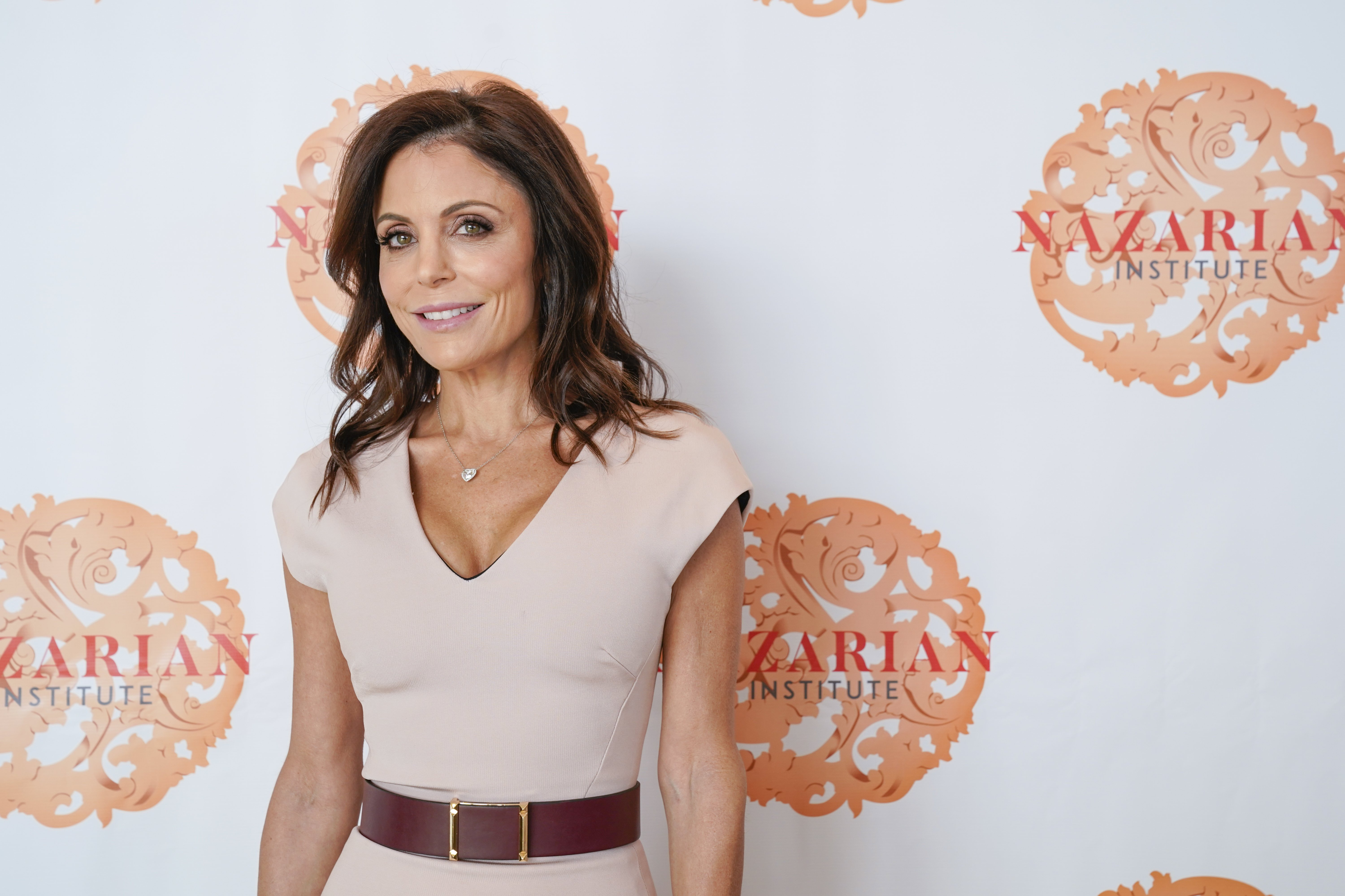 Bethenny Frankel pictured at day one of the 2019 Nazarian Institute, Los Angeles. | Photo: Getty Images