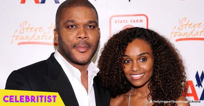 Tyler Perry & Gelila Bekele make a gorgeous couple and this pic might have revealed they're married