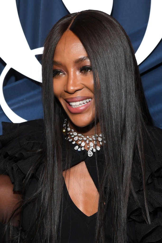 Naomi Campbell attends the #BoF500 gala during Paris Fashion Week Spring/Summer 2020 at Hotel de Ville | Photo: Getty Images