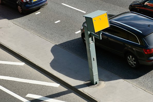 Yellow box speed camera  | Photo: Getty Images