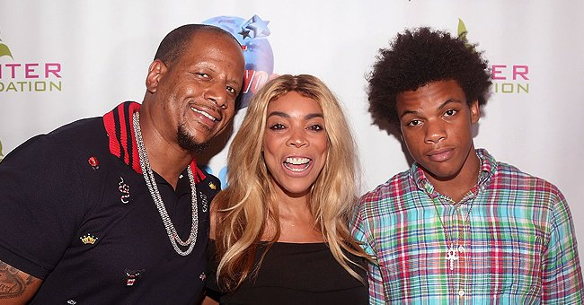 Fans React to Wendy Williams' New Photo Sitting Next to Only Son Kevin in a Sunny Area