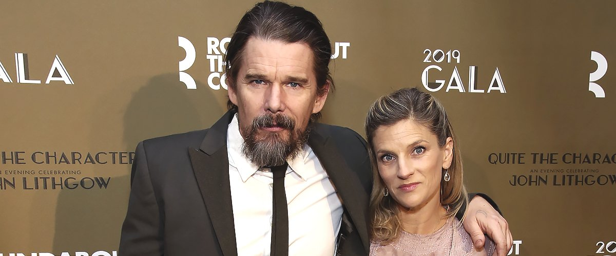 Ryan Hawke Was a Nanny to Ethan Hawke's Kids — What to Know about the Actor's Wife