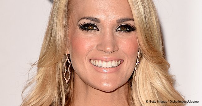 Carrie Underwood & Brad Paisley stunned the crowd at the Grand Ole Opry singing 'Remind me'