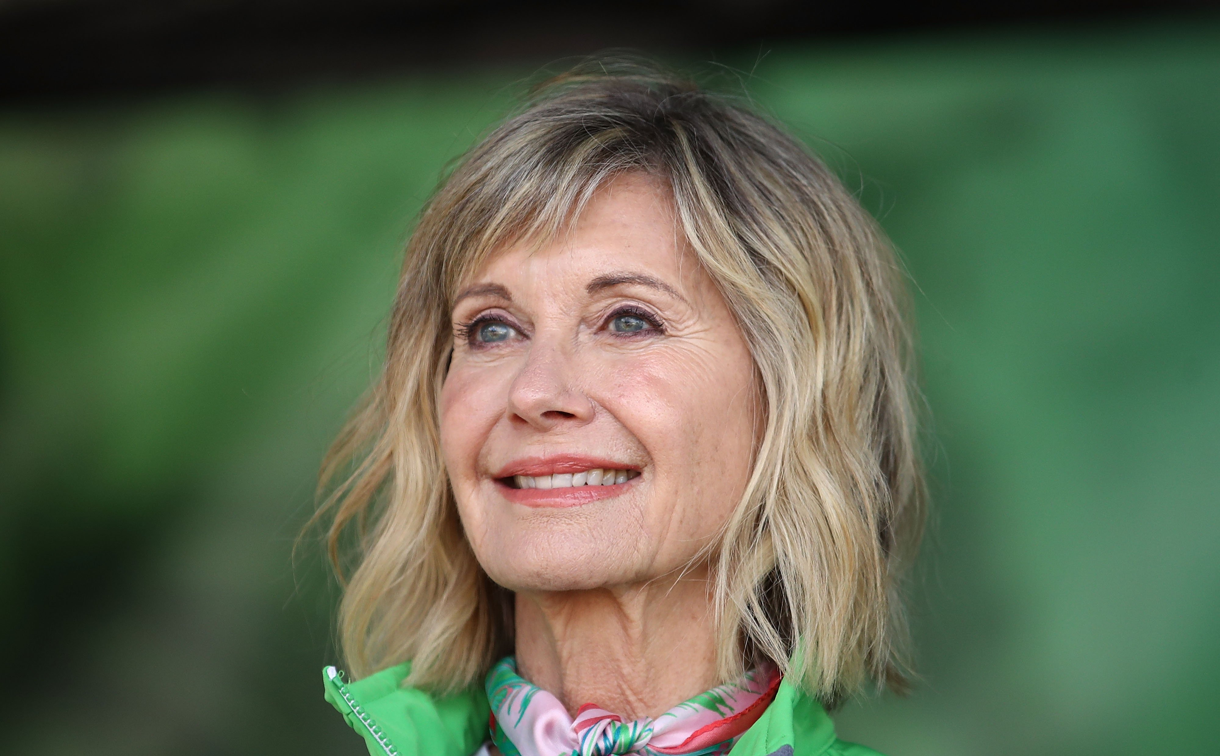 Olivia Newton-John at the annual Wellness Walk and Research Runon September 16, 2018 in Melbourne, Australia | Photo: Getty Images