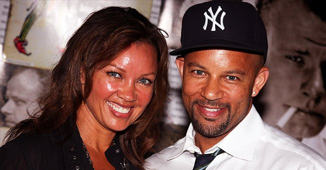 Vanessa Williams of 'Ugly Betty' & Brother Chris Celebrate National Siblings Day with Throwback Snaps