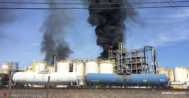 Houston Chemical Plant on Lockdown after Fire Kills One Person, Injures Two