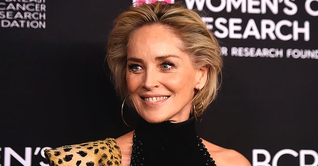 Sharon Stone Teaches How to Create 'Safe Room' Amid Protests Following George Floyd's Death