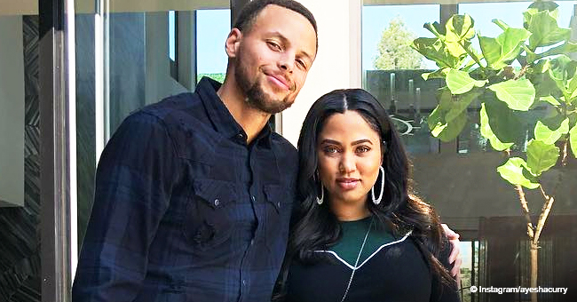 Stephen and Ayesha Curry's Daughter Riley Looks Adorable in Her Riding Outfit during Schooling Show