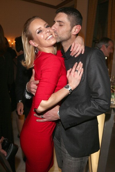 Isabel Edvardsson und Marcus Weiss, Hamburg, 2012 | Quelle: Getty Images