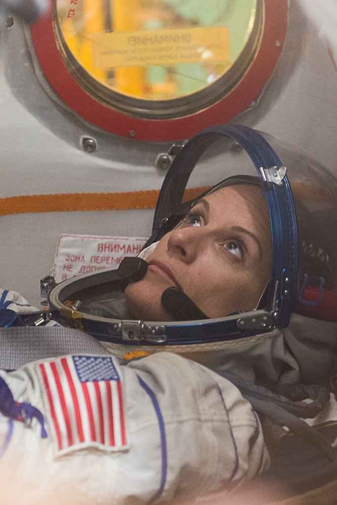 Kathleen Rubins Preparing for Expedition 48/49   Source: Twitter/@Astro_Kate7