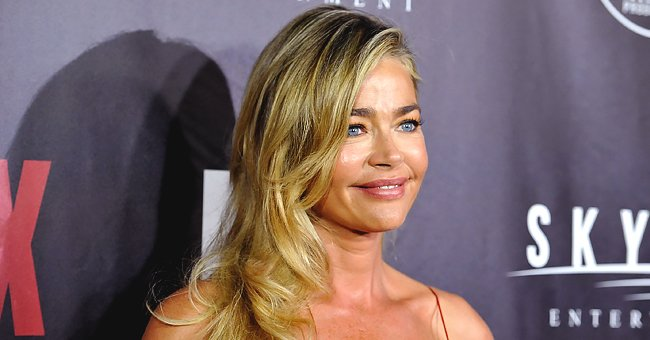 Denise Richards from RHBH Shares Touching Tribute to Her Late Dog Louie