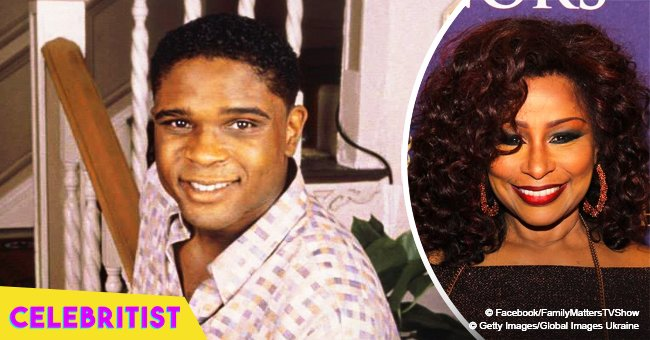 Remember Eddie from 'Family Matters'? He May Have Inherited His Singing Talent from Aunt Chaka Khan