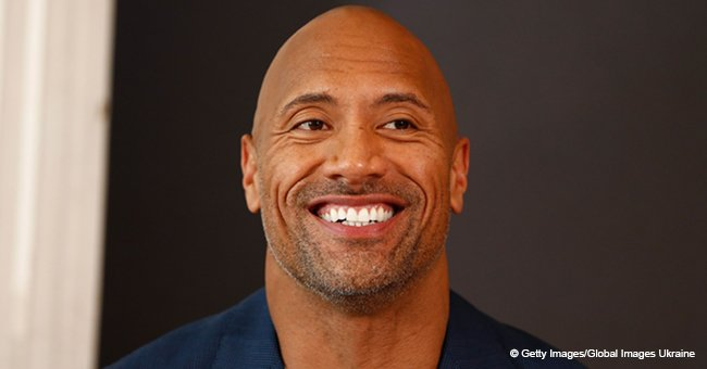 Dwayne Johnson's mini-me daughter saying 'I love you' is cuteness overload (video)