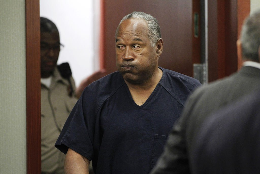 OJ Simpson at an evidentiary hearing in Clark County District Court on May 17, 2013. | Photo: Getty Images