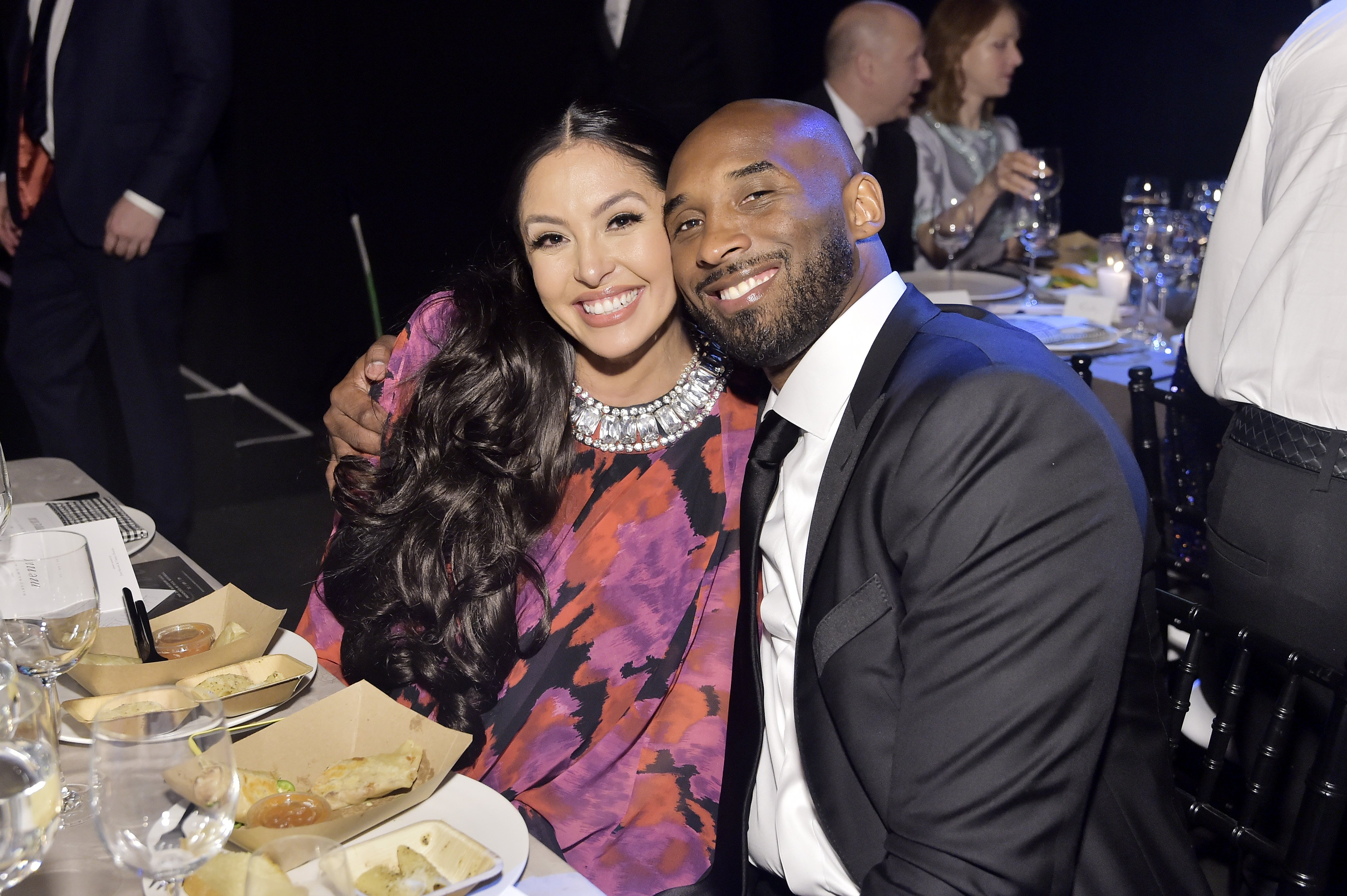 Vanessa Laine Bryant and Kobe Bryant at the 2019 Baby2Baby Gala presented by Paul Mitchell in Los Angeles, California | Photo: Stefanie Keenan/Getty Images for Baby2Baby