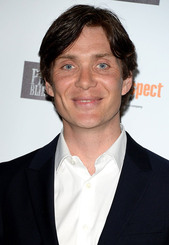 Le comédien Cillian Murphy en 2016. l Source : Getty Images