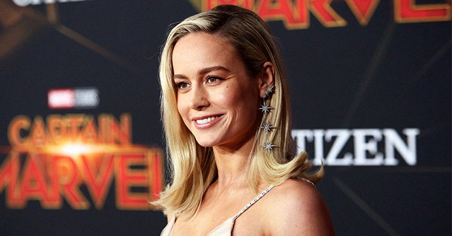 """Brie Larson attends the """"Captain Marvel"""" premiere on March 4, 2019 in Hollywood, California.   Photo: Getty Images"""