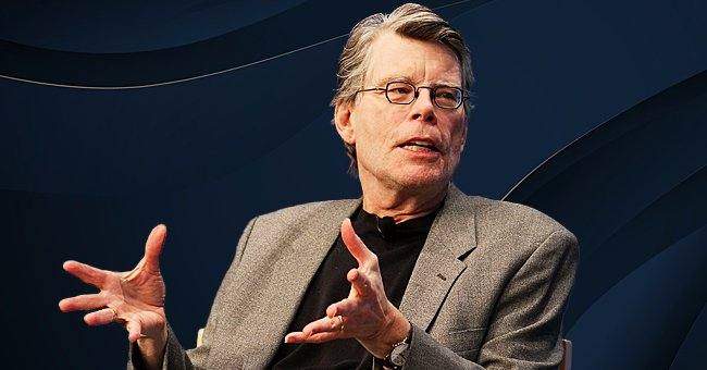 """Stephen King reads from his new fiction novel """"11/22/63: A Novel"""" at The John F. Kennedy Presidential Library and Museum on November 7, 2011 in Boston, Massachusetts. 