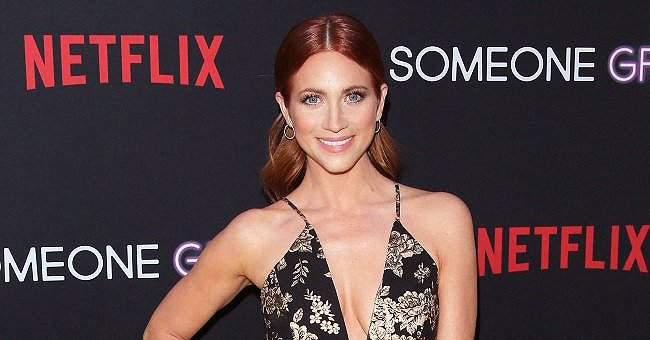 """Brittany Snow attends the Los Angeles special screening of Netflix's """"Someone Great"""" at ArcLight Hollywood on April 17, 2019. 