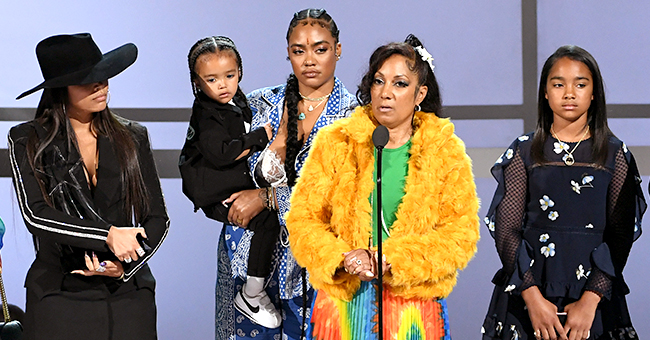 Nipsey Hussle's Mom Gives Emotional Speech as Family Accepts His BET Humanitarian Award