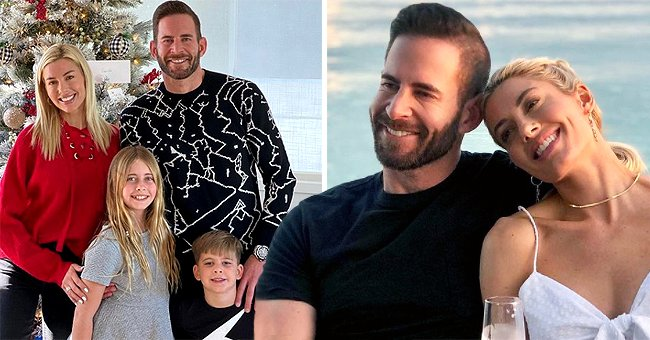 Tarek El Moussa Reflects on His 5-Year-Old Son Brayden Adjusting to Fiancée Heather Rae Young