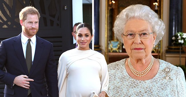 Us Weekly: Queen Elizabeth Had Both Angry and Tearful Moments Amid Harry & Meghan's Distance