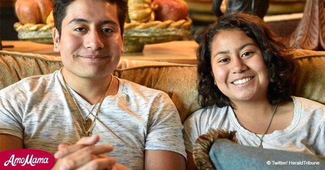 Ein 15-jähriges Mädchen kriegt die Überraschung ihres Lebens, nachdem ihr Adoptivvater einen DNA-Test kauft