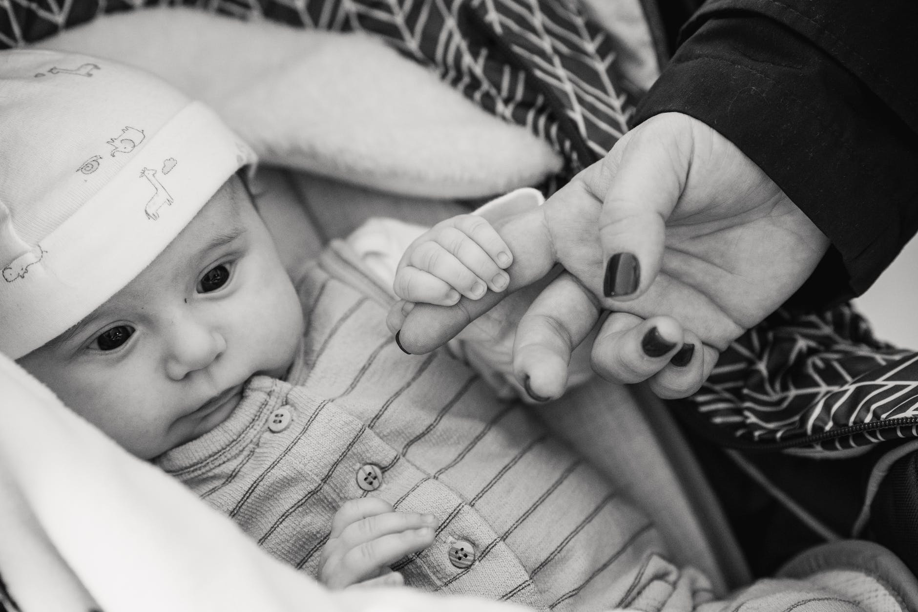 Ivanna took the baby home and got him checked out.   Source: Pexels