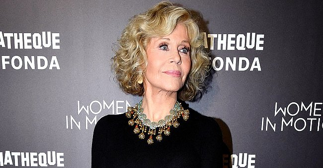 Jane Fonda, 83, Shares Her Excitement about Getting Muscles Back as She Exercises with Trainer