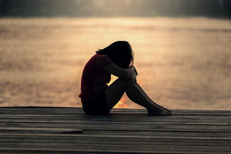 Mujer triste | Foto: Pixabay