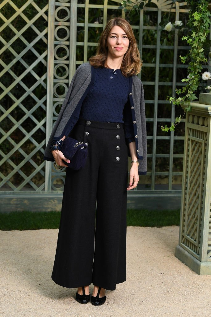 Sofia Coppola attends the Chanel Haute Couture Spring Summer 2018 show | Getty Images