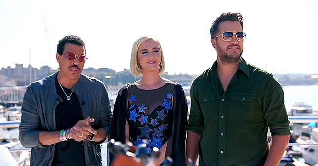 Katy Perry Tweets Pre-Social Distancing 'Titanic' Clip with Lionel Richie and Luke Bryan Amid Pregnancy Lockdown