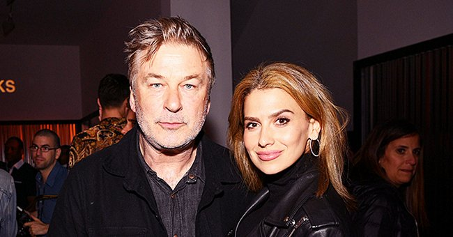 Alec Baldwin's Wife Hilaria Shows off Growing Baby Bump and Fans Gush about Her Looks