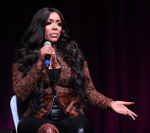 Porsha Williams speaks onstage during 2019 Atlanta Ultimate Women's Expo on November 09, 2019 | Photo: Getty Images