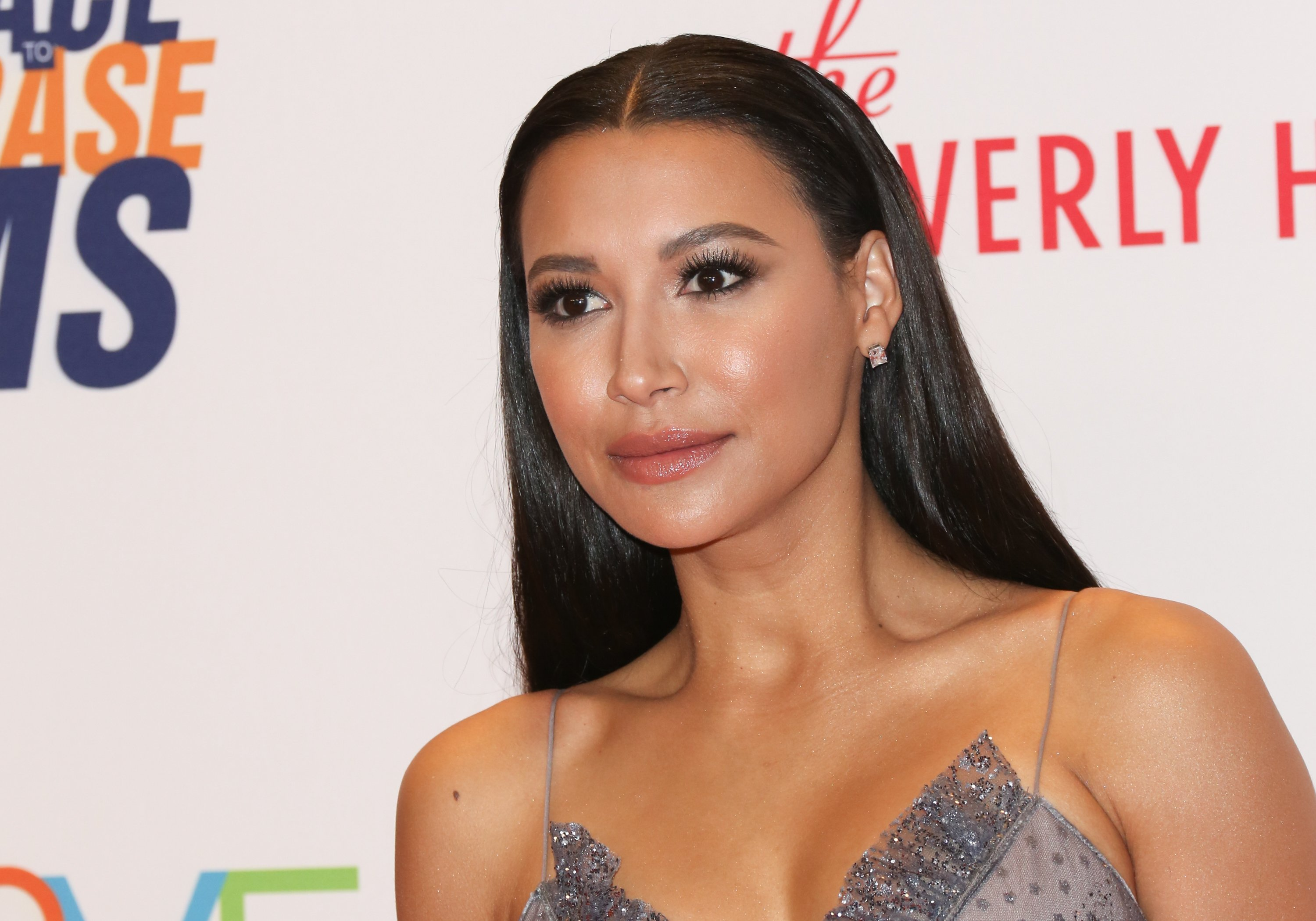 Naya Rivera at the 24th annual Race to Erase MS gala on May 5, 2017 in Beverly Hills, California.   Photo: Getty Images