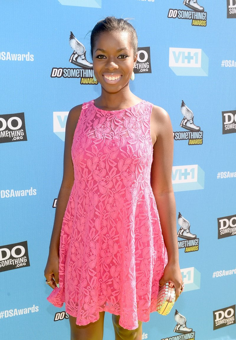 Camille Winbush on July 31, 2013 in Hollywood, California   Photo: Getty Images