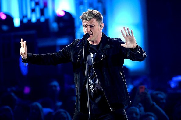 Nick Carter at the 2019 iHeartRadio Music Festival at T-Mobile Arena | Photo: Getty Images