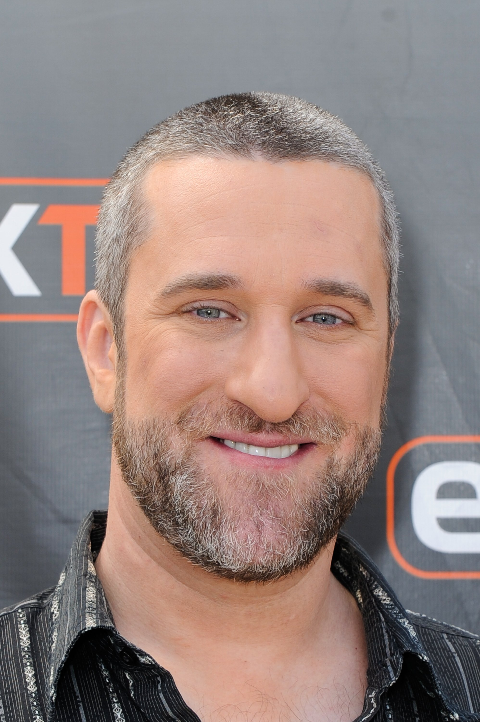 "Dustin Diamond joined ""Extra"" as a guest in May, 2016. 