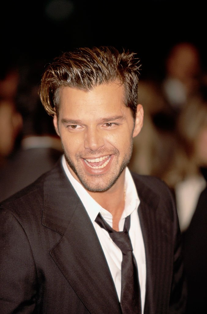 A portrait of Puerto Rican pop star Ricky Martin. Source   Photo: Getty Images