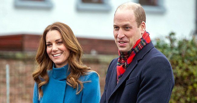 Prince William and Kate Middleton's Touching Tribute to the Late Prince Philip – See Photo