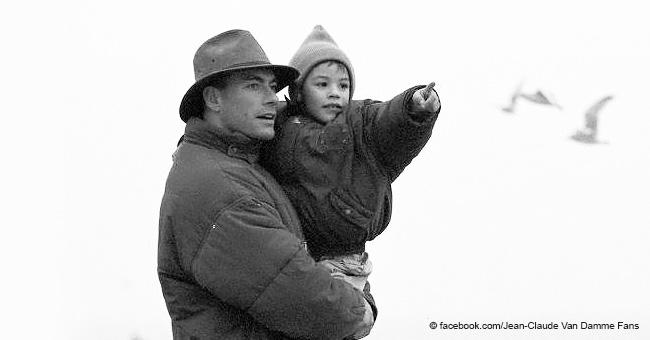 Le fils de Jean Claude Van Damme est devenu un bel acteur