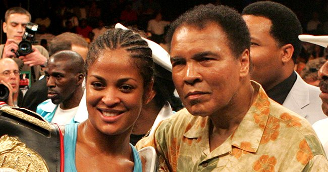 Laila Ali Paid Tribute to Dad Muhammad Ali and Husband in a Touching Father's Day Post