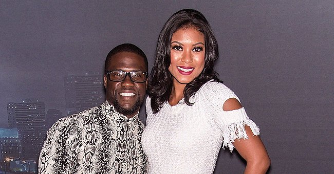 How Proud Father of 4, Kevin Hart & His Wife Eniko Celebrated Adorable Son Kenzo's 3rd Birthday