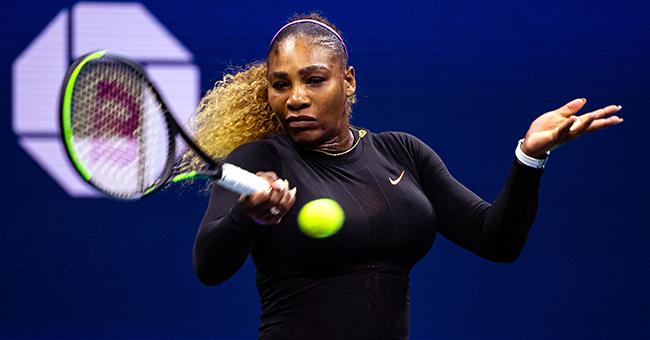 Serena Williams Beats Rival Maria Sharapova in Straight Sets at the US Open