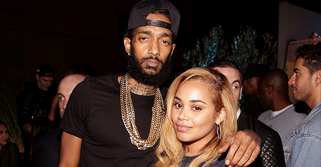 Lauren London Shares Touching Tribute to Late Rapper Nipsey Hussle on Father's Day