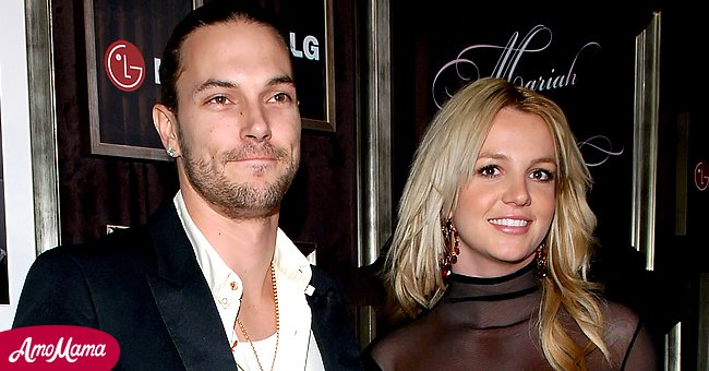 Britney Spears and Kevin Federline. | Source: Getty Images
