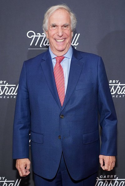 """Henry Winkler attends Garry Marshall Theatre's 3rd Annual Founder's Gala Honoring Original """"Happy Days"""" Cast at The Jonathan Club in Los Angeles 