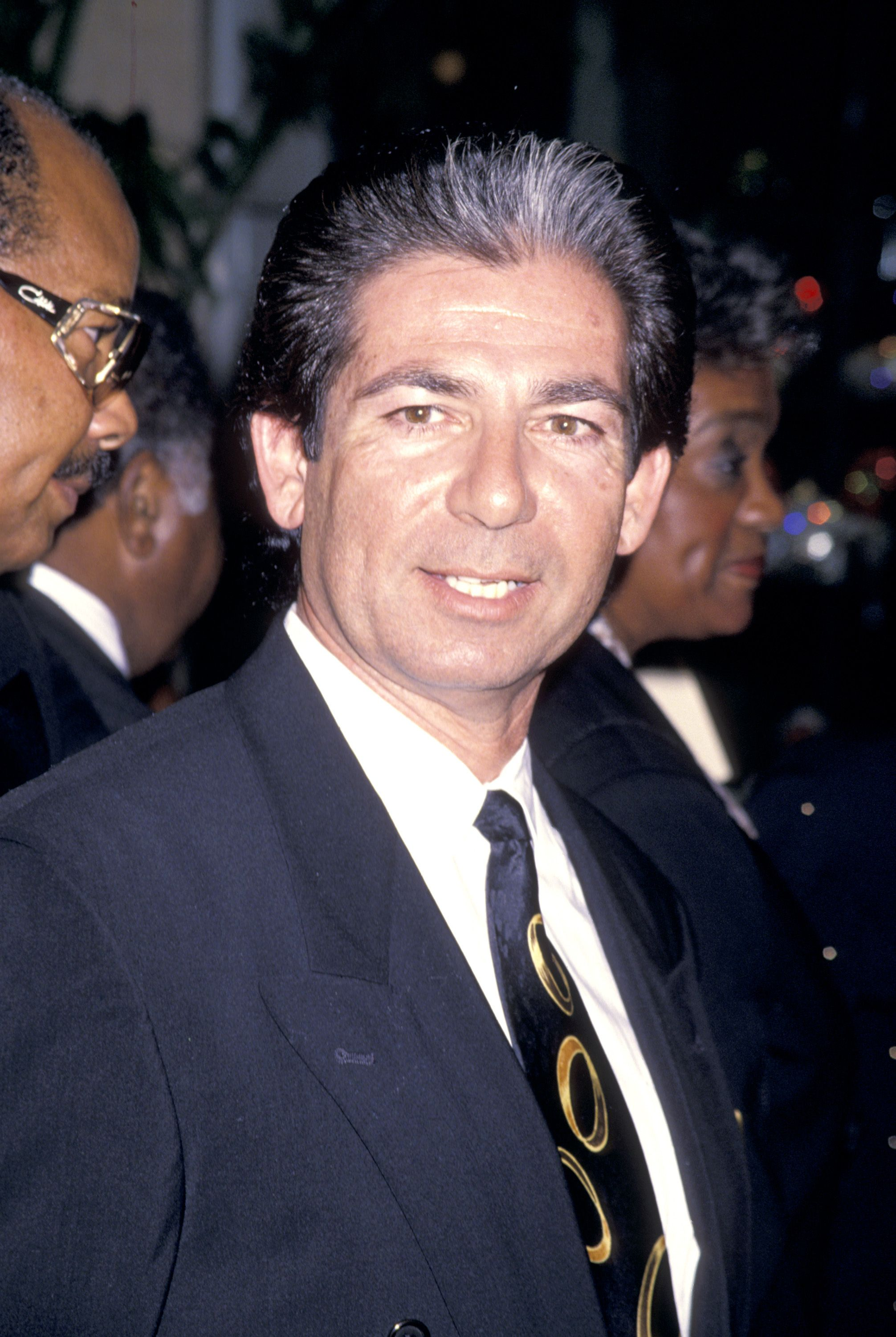 Robert Kardashian at the Brotherhood Crusade Gala Dinner circa 2001 | Source: Getty Images